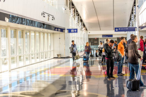 social analytics, mobile, cloud, DFW airport