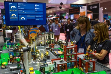 IoT World Roundup: From Platforms to the Edge
