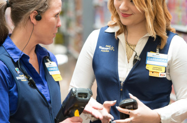 How a Walmart App Speeds Inventory Control
