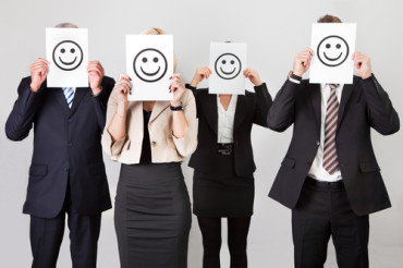 Happy and Productive at Your Job? HR Wants to Know — Right Now