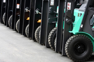 Predictive Maintenance of Forklifts and Fleet Management: Case Study