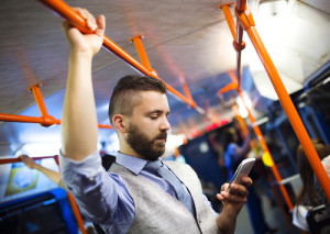 In Barcelona, Every City Bus Will Be a 'Tech Bus' With WiFi