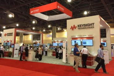 Keysight Technologies Demos New 5G Radio Network Emulator