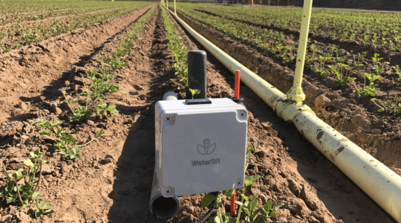 Case Study: WaterBit Uses Wireless Connectivity in Smart Irrigation Solution