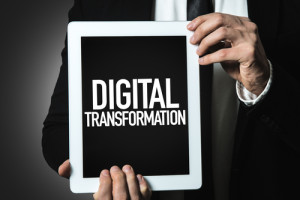 Digital Transformation in the Fast Lane