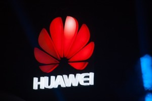 SHANGHAI, CHINA - AUGUST 31, 2016: The logo of Huawei company ab