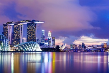Connectivity East: Singapore is a Tech Island in a Big Ocean
