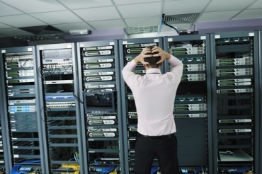 Managing a Real-Time Recovery in a Major Cloud Outage