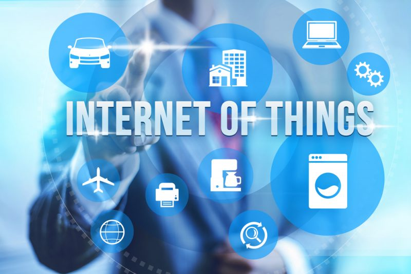 Manufacturing Leads the IoT Pack