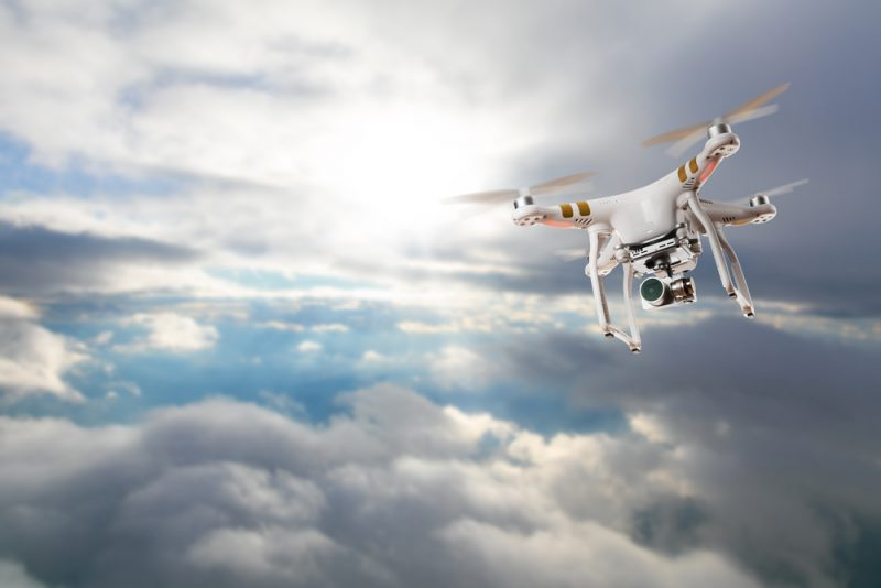SoftBank: Drone-delivered IoT and Internet by 2023