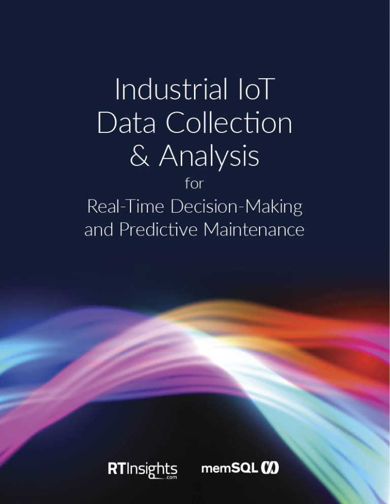 Industrial IoT Data Collection & Analysis (eBook)