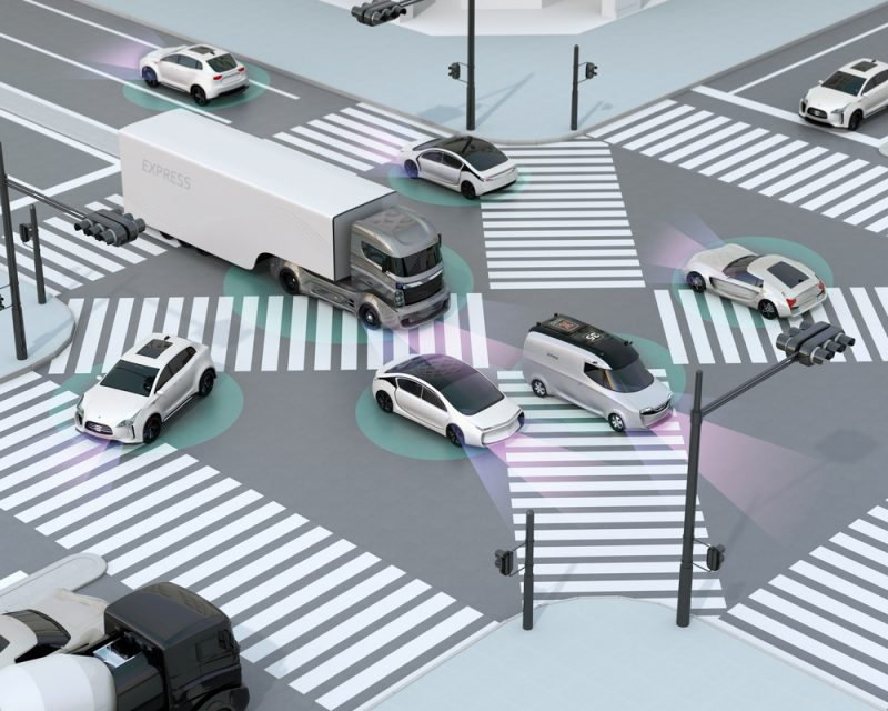 For Connected Vehicles, It Pays to See the Future