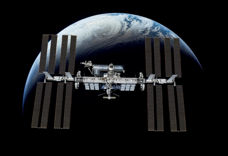 IBM Robot Returns To International Space Station