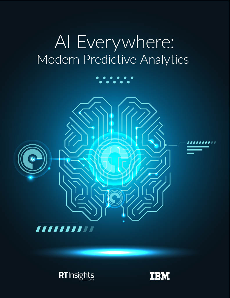 eBook: AI Everywhere: Modern Predictive Analytics