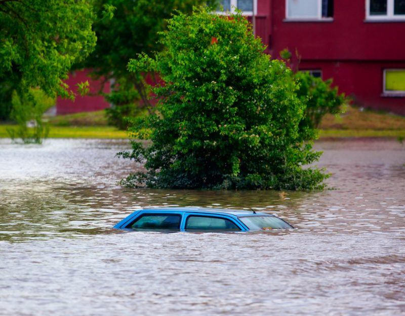 Texas A&M Develops Flood Prediction Algorithm