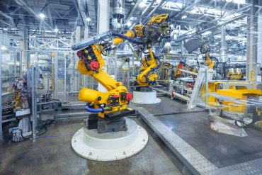 How Machine Learning Is Shaping a New Manufacturing Era