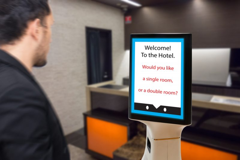 Coronavirus May Accelerate Hotel Service Robot Adoption