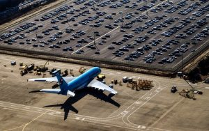 The Killer App for Autonomous Cars: Airport Parking