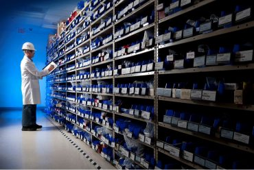 Using Low Code and IoT to Optimize Spare Parts Inventory